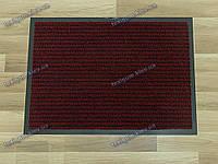 Ковер грязезащитный Ибица, 100х130см., красный