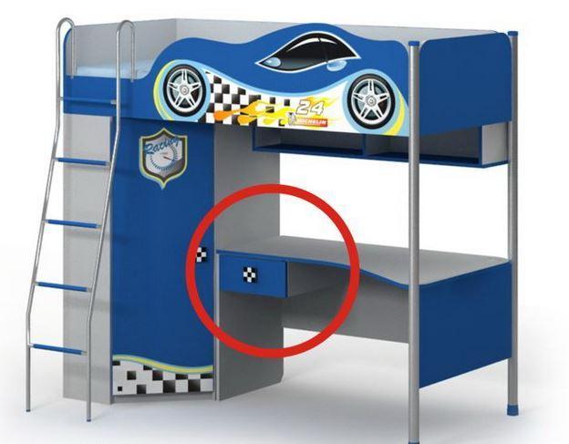 Выдвижной ящик к столу Driver - Матрас Диван - мебельный интернет магазин в Киеве