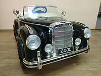 Детский электромобиль Mercedes S300 Retro