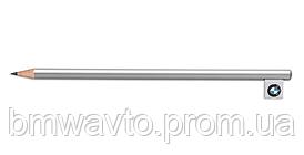 Карандаш с флажком BMW Flag Label Pencil Silver