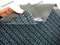 Дорожка грязезащитная Ибица, 90см., цвет синий, длина любая