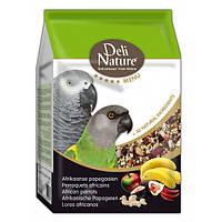Deli Nature 5 ★ меню. Корм для африканского попугая 2.5 кг)