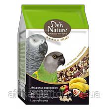 Deli Nature 5 ★ меню. Корм для африканського папугу 2.5 кг)