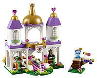Lego Disney Princess Королевские питомцы Замок Palace Pets Royal Castle 41142