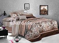 Комплект постельного белья Ранфорс (семья)