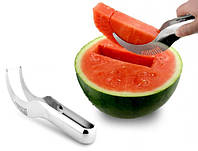 Нож для Нарезки Арбуза и Дыни Дольками Watermelon Slicer Novita