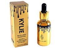 Тональный Крем для Лица Kylie Matte Liquid Foundation с Пипеткой 30 мл