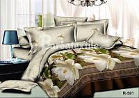 Приятное к телу постельное бельё Ранфорс (семья)