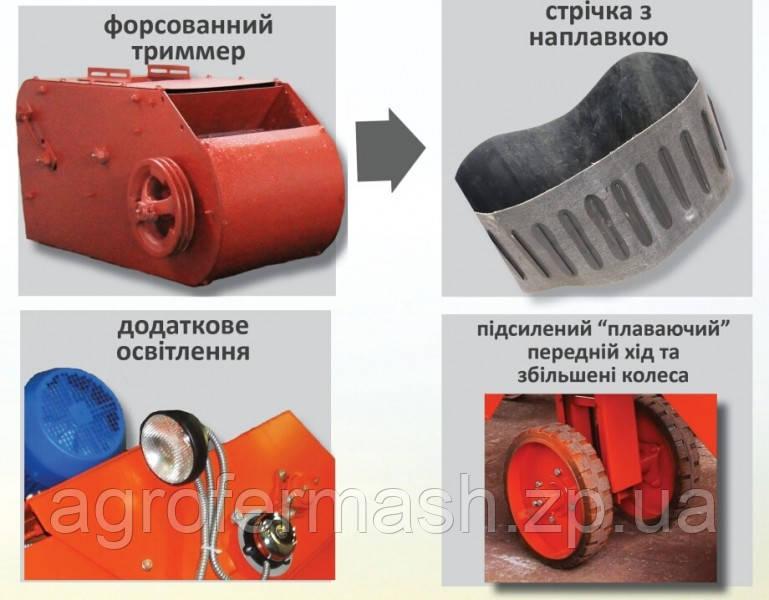 Зернометатель ЗМ 90У - фото 9
