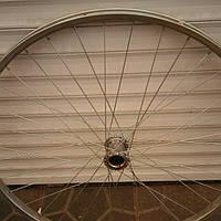 """Велосипедное колесо 24""""(37х533) заднее"""