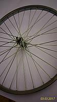 """Велосипедное колесо 20"""" переднее усиленное"""