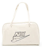 Спортивная бежеваяя женская сумка Б/Н art. 20