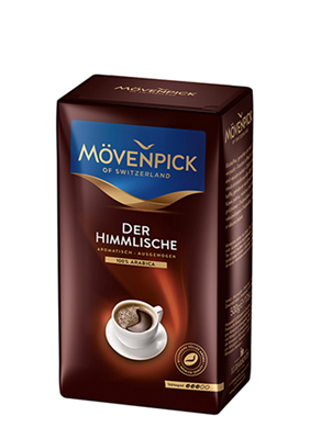 Кава мелена Movenpick Der Himmlische  500г Німеччина