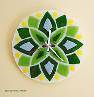 """Часы """"Зелёный чай"""""""