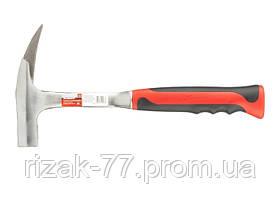 Молоток кровельщика MATRIX, 600 гр, цельнометаллический, двухкомпонентная рукоятка MTX