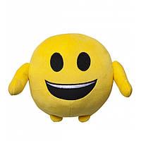 Мягкая игрушка Смайлик Улыбчик 18 см IMOJI (40003)