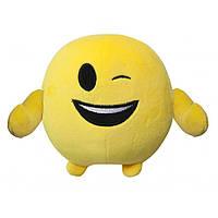 Мягкая игрушка Смайлик Шалун 18 см IMOJI (40042)