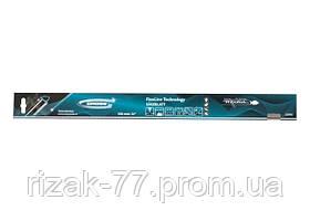 Пильное полотно для прецизионного стусла PIRANHA, 550 мм, зуб 2D, каленый зуб, 24 TPI GROSS
