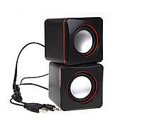 Колонки компьютерные Mini Digital Speaker USB 2.0 G101