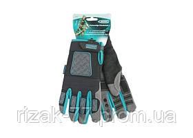 Перчатки универсальные комбинированные DELUXE L GROSS