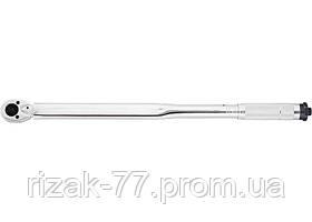 Ключ динамометрический, 42-210 Нм; 1/2, CrV, хромир. MTX