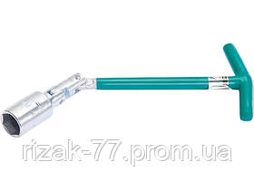Ключ свечной карданный 16х500 мм STELS