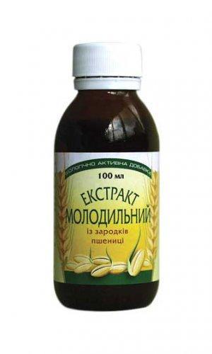 БАД для красоты Экстракт Молодильный-18 аминокислот,комплекс витаминов, микро- и макроэлементы (100мл)