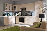 Кухня Family Line Edan Black Red White
