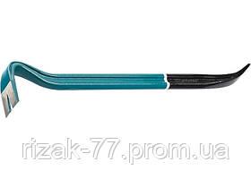 Лом-гвоздодер, двутавровый профиль, 600х30х17 мм GROSS