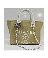 Брендовая женская сумка большего размера