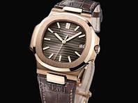 Часы PATEK PHILIPPE NAUTILUS AAA 5711R, механика мужские