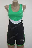 Женский спортивный летний костюм