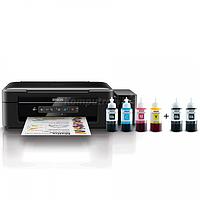Принтер струйный МФУ Epson L386 фотопринтер, Wi-Fi