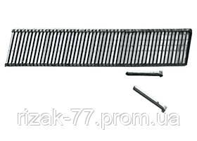Гвозди, 10 мм, для мебельного степлера, со шляпкой, тип 300, 1000 шт MTX MASTER