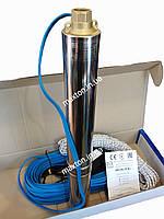 Скважинный насос для воды Водолей БЦПЭ 0,3-40 d=84 мм
