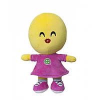Мягкая игрушка Смайлик человечек Красотка 27 см IMOJI (42004)
