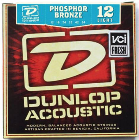 Струны для гитары акустической Dunlop калибр 12, фото 2