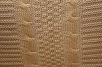 Вязаный плед - покрывало Bottega Home