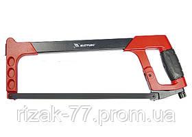 Ножовка по металлу, 300 мм, биметаллическое полотно, двухкомпонентная ручка MTX