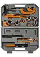 Набор клуппов для трубных работ, 13 предм. SPARTA