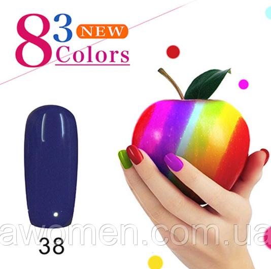 Гель лак KCE Color Natural 10 ml № 38