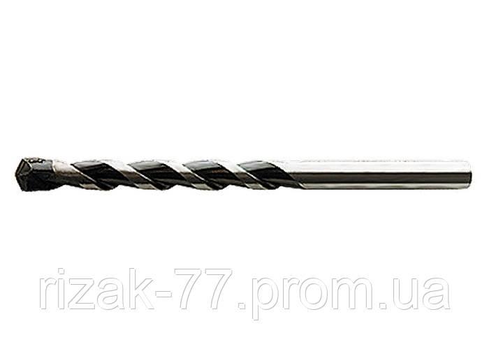 Сверло по бетону, 4 х 75 мм, цилиндрический хвостовик MTX