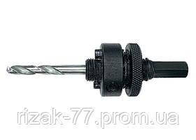 Хвостовик 6-гранный для коронок BIMETAL до 30 мм MTX