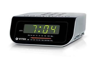 Радіогодинник, цифрові годинник