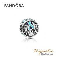 Pandora Шарм ОКЕАНИЧЕСКАЯ ЖИЗНЬ 792075ENMX серебро 925 Пандора оригинал