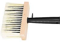 Кисть макловица, 170 х 70 мм, искусственная щетина, деревянный корпус, пластмассовая ручка MTX