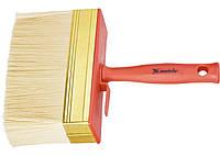 Кисть-макловица, 100 х 30 мм, искусственная щетина, пластмассовый корпус, пластмассовая ручка MTX