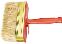 Кисть-макловица, 30 х 120 мм, натуральная щетина, пластмассовый корпус, пластмассовая ручка MTX