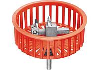 Сверло по кафелю круговое (балеринка) с защитной решеткой MTX