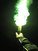 Фаер MESALE зеленый, красный, синий, 40 сек.